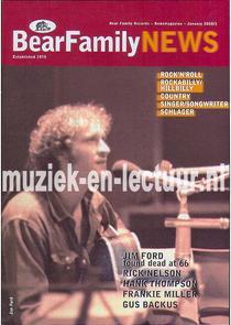 Bear Family News 2008 nr. 1