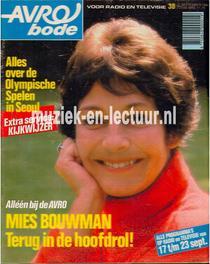AVRO bode 1988, nr.38