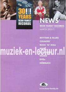 Bear Family News 2005 nr. 2