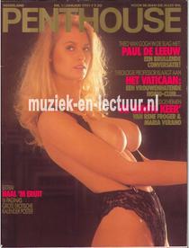 Penthouse 1991 nr. 01