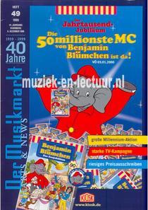 Der Musikmarkt 1999 nr. 49