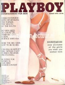 Playboy 1978 nr. 08