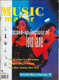 Music Maker 1992 nr. 09