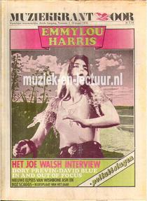 Muziekkrant Oor 1976 nr. 05