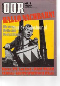 Muziekkrant Oor 1982 nr. 03