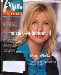AVRO bode 2002, nr.14