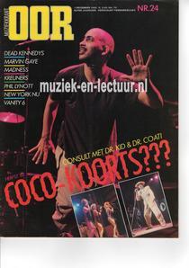 Muziekkrant Oor 1982 nr. 24