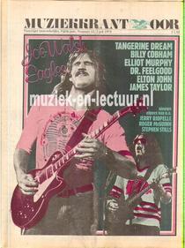 Muziekkrant Oor 1975 nr. 13