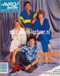 AVRO bode 1986, nr.45