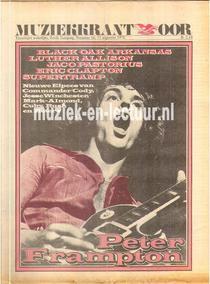 Muziekkrant Oor 1976 nr. 16