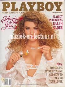 Playboy 1992 nr. 06
