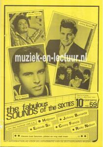 The Fabulous Sounds of The Sixties no. 59