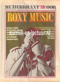 Muziekkrant Oor 1975 nr. 22