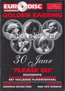 Euro Disc Agenda augustus/ september 1995 nr. 48