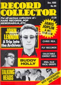 Record Collector nr. 088