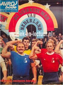 AVRO bode 1982, nr.18