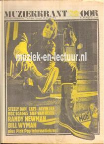 Muziekkrant Oor 1974 nr. 10