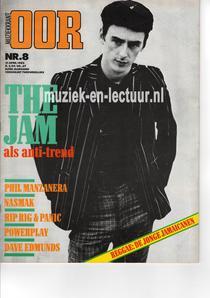 Muziekkrant Oor 1982 nr. 08