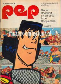 Pep 1970 nr. 37