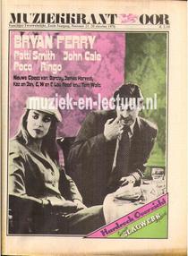 Muziekkrant Oor 1976 nr. 21