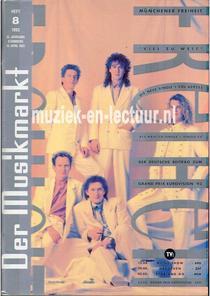 Der Musikmarkt 1993 nr. 08