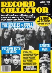 Record Collector nr. 151