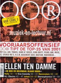 Oor 2001 nr. 08