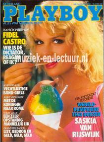 Playboy 1985 nr. 08