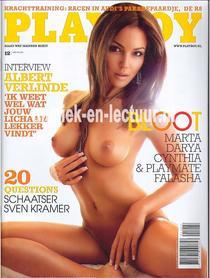 Playboy 2007 nr. 12