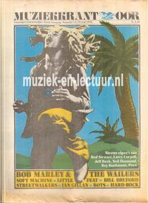 Muziekkrant Oor 1976 nr. 13