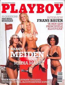 Playboy 2005 nr. 11