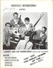 Rockville International 1970 june/july