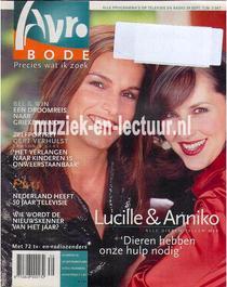 AVRO bode 2001, nr.39