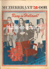 Muziekkrant Oor 1973 nr. 24
