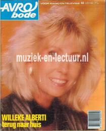 AVRO bode 1987, nr.40