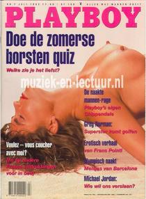 Playboy 1992 nr. 07