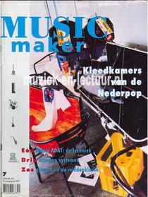 Music Maker 1992 nr. 07