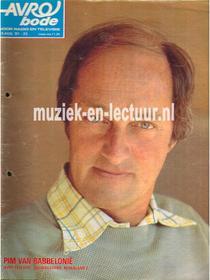 AVRO bode 1981, nr.33