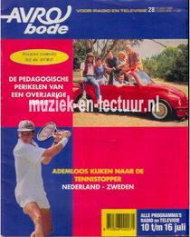 AVRO bode 1993, nr.28