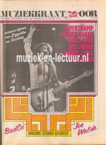 Muziekkrant Oor 1975 nr. 04