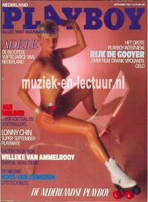 Playboy 1983 nr. 09
