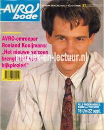 AVRO bode 1989, nr.37