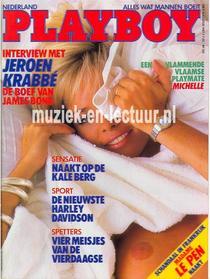 Playboy 1987 nr. 08