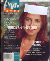 AVRO bode 2001, nr.35
