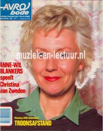 AVRO bode 1986, nr.17