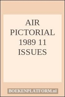 Air Pictorial 1989 11 issues