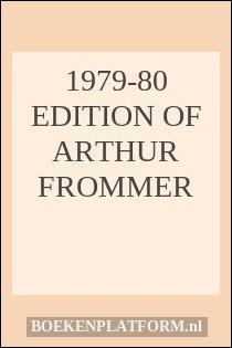 1979-80 edition of Arthur Frommer