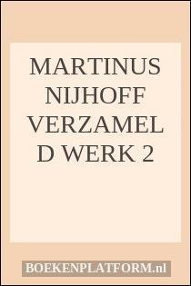 Martinus Nijhoff verzameld werk 2