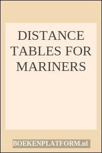 Distance Tables For Mariners