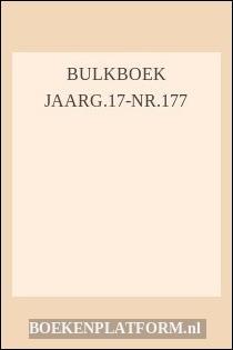 Bulkboek Jaarg.17-Nr.177